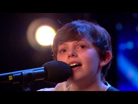Jack and Tim receive GOLDEN BUZZER from Simon Cowell!  BGT2018.
