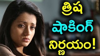 Actress Trisha Sensational Decision!! Faces Heat from Co-Stars | Jalli Kattu Controversy!
