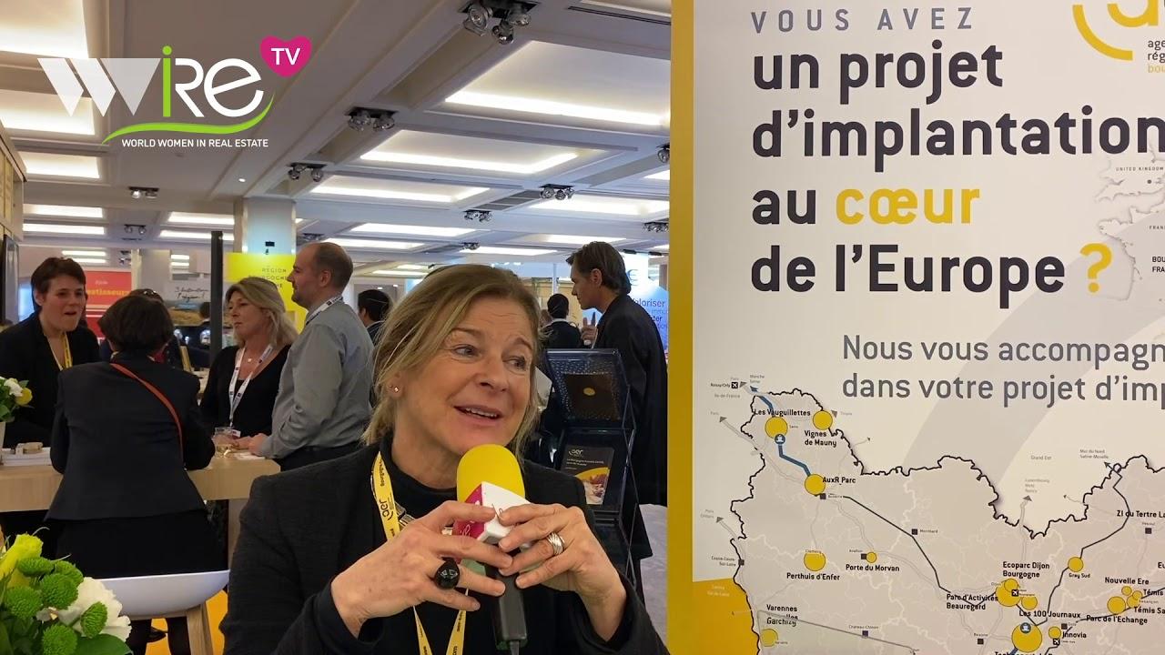 Martine Abrahamse Pleux Directrice Générale Agence Économique Régionale Bourgogne-Franche-Comté