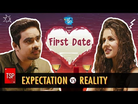 TSP's First Date || Expectations vs Reality (видео)