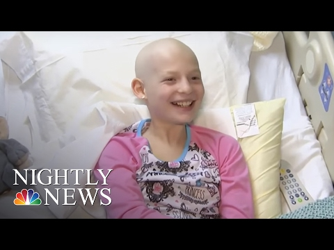 Inspiring America: Using Magic To Unlock The Healing Powers Of A Smile | NBC Nightly News