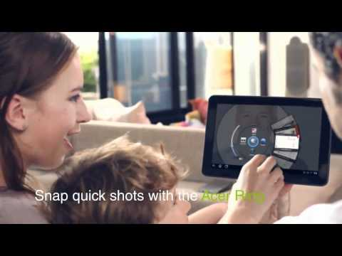 Acer Iconia Tab A200 Tablet Overview