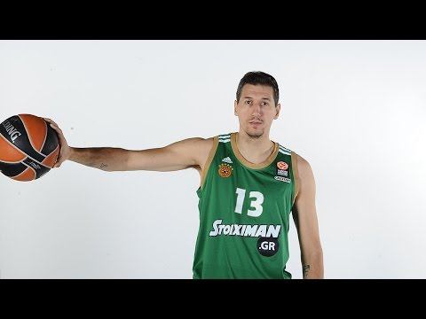 Play of the Night: Dimitris Diamantidis, Panathinaikos Athens