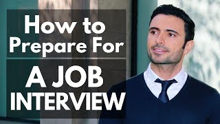 How To Prepare for a Job Interview (tips for success in your job search)