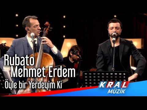 Öyle Bir Yerdeyim ki - Rubato & Mehmet Erdem (видео)