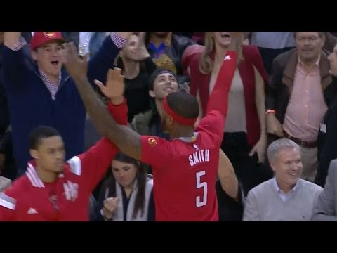 Rockets 15-1 run to start the fourth quarter vs Clippers
