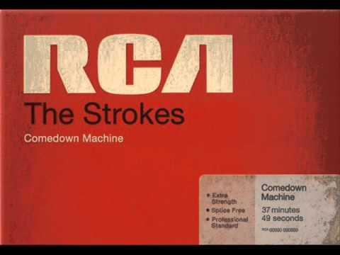 Tekst piosenki The Strokes - 80's Comedown Machine po polsku