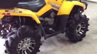 1. 2007 Can-Am Outlander 500 HO