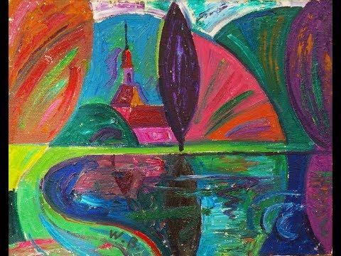 Почта ввела в обращение блок, марку и конверт, посвященные творчеству Владимира Бауэра