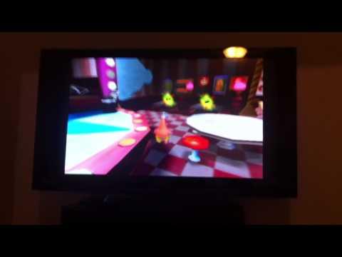 Bob l'Eponge : Le Film GameCube