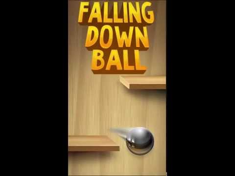 Video of Falling Down Ball