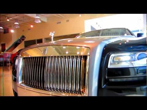 2012 Rolls Royce Ghost - Cars by Brasspineapple Productions