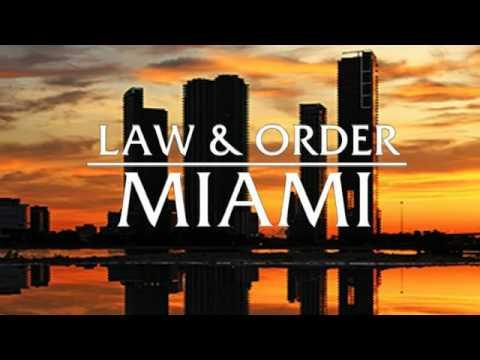 Law & Order: Los Angeles (Miami) Intro