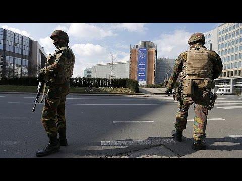 «Πόλη φάντασμα» οι Βρυξέλλες μετά τα τρομοκρατικά χτυπήματα