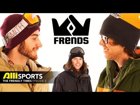 kevin pearce - Subscribe for new episodes every Sunday: http://youtube.com/AlliSports Danny Davis fans out over all the pro snowboarders in his usual comedic ways in Episod...