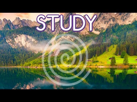 1 hour of concentration music – meditation music, work music, study music, focus music