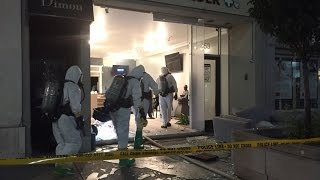 CP24 Explosion at Tweeder medical marijuana dispensary sends one to hospital in Toronto by Pot TV