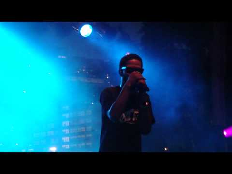 Kid Cudi concert at UIC - Trapped in My Mind (Part 7)