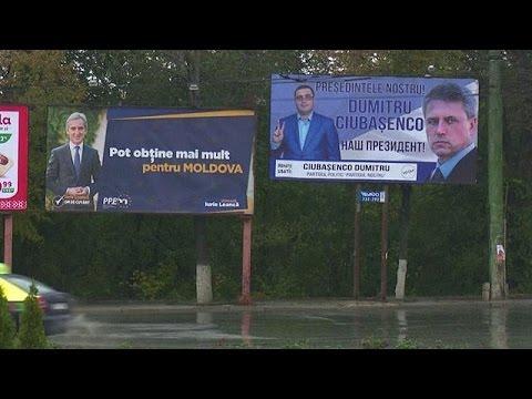 Μολδαβία: Προεδρικές κάλπες εν μέσω λαϊκής αγανάκτησης