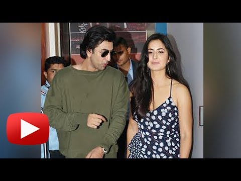 Ranbir Kapoor And Katrina Kaif's FIGHT In Public L