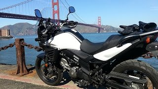 2. VStrom - 70 mpg and 23,000 miles on tires