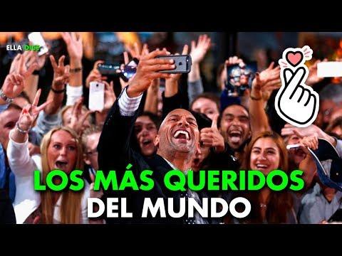 """Los Más QUERIDOS De HOLLYWOOD!... CELEBRIDADES A Las Que Extrañamente NADIE """"ODIA"""""""