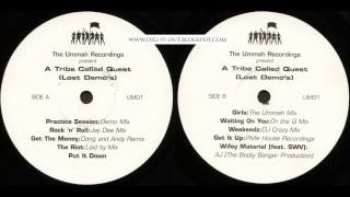 A Tribe Called Quest-Girls (The Ummah Mix)