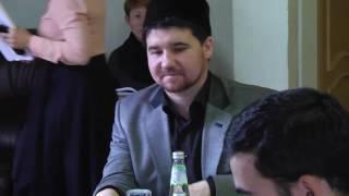 """""""Экстремизм. Взгляд молодежи"""". Круглый стол в ИД """"Хузур"""""""
