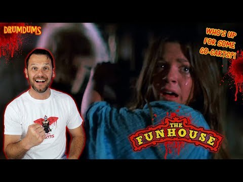 DRUMDUMS ENTERS THE FUNHOUSE (Tobe Hooper 1981)