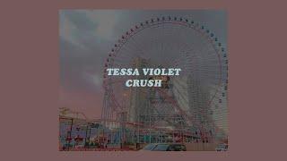 Video 「Crush - Tessa Violet (lyrics)🍭」 MP3, 3GP, MP4, WEBM, AVI, FLV Juli 2018