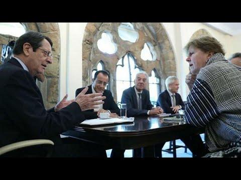 Κρίσιμες επαφές Λουτ με Αναστασιάδη – Ακιντζί για το Κυπριακό…