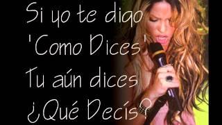 'Día de enero' Shakira con letra