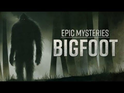 Epic Mysteries Bigfoot