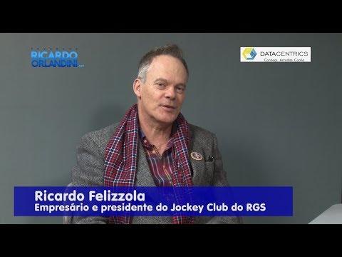 Ricardo Orlandini entrevista o empresário Ricardo Felizzola