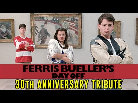 Ferris Buellers Day Off - 30th Anniversary Tribute