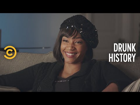 Rose Valland Takes On the Nazis (feat. Tiffany Haddish) - Drunk History