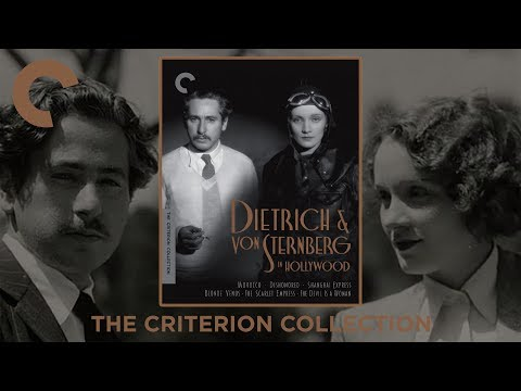 Dietrich & Von Sternberg In Hollywood - The Criterion Collection Blu-ray Boxset Unboxing (4K Video)