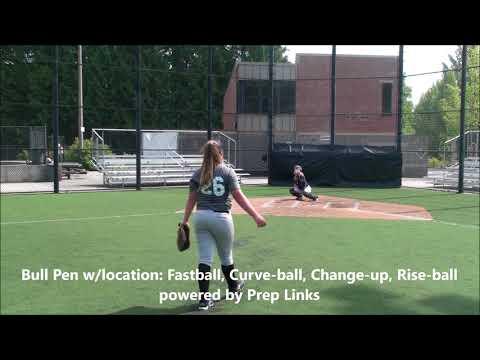 AMANDA WINGERT | 2021 RHP - UTLITY | JACKSON HIGH, MILL CREEK, WA