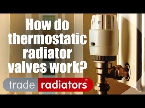 How Do Thermostatic Radiator Valves Work? - by Trade Radiators