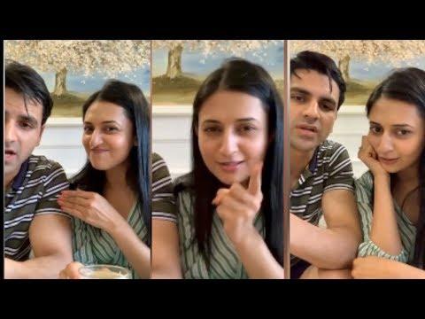LIVE 🔴  Divyanka Tripathi Goes Live with Hubby Vivek Dahiya