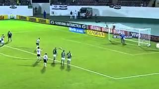 Dia 11/10/2012 - Jogando em Araraquara o Palmeiras perde para o Coritiba e fica em situação muito complicada na briga para...