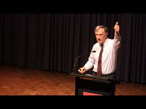 View 2018 Keith Hancock Lecture #1: Prof. Ross Homel video