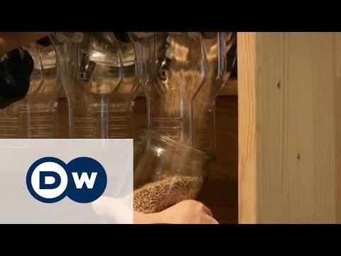 Відмова від пластику: експеримент у крамниці Копенгагена