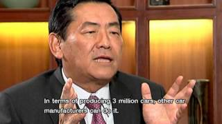 Toward 2015 - 35 Part1/2 - Interview Toyota Thailand