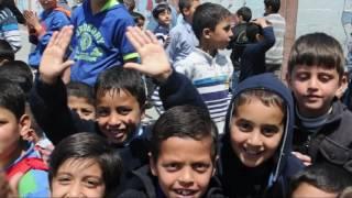 الدعم النفسي والاجتماعي لأطفال غزة بعد العدوان