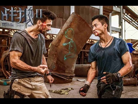 Wolf Warrior 2 - Leng vs Big Daddy Finale Previs | Wu Jing | Frank Grillo
