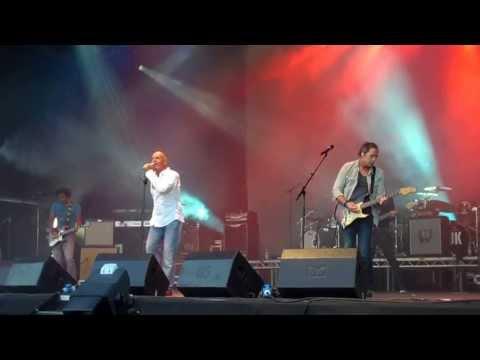 Go West – Let Love Come live at Rochester Castle Concerts