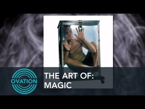 Magic - Dangers of an Escape Artist