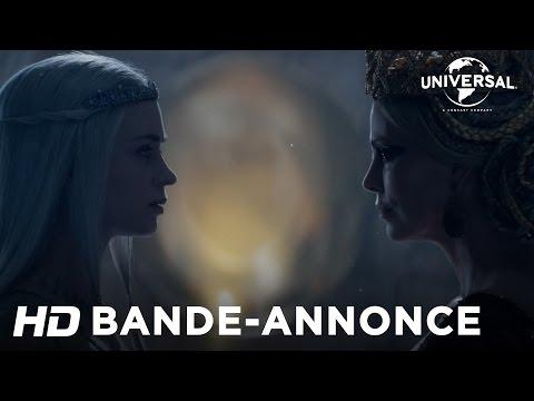 Le Chasseur et la Reine des Glaces / Bande-annonce offici… видео