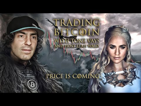 Trading Bitcoin - Consolidating at $7000, will out come differ this time? video